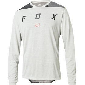 Fox Indicator Mash Camo LS Jersey Men camo grey